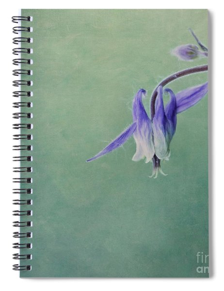 Fairy Flower Spiral Notebook