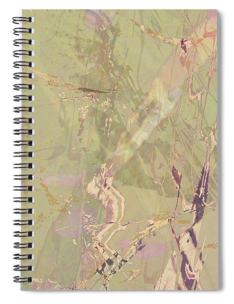 Wabi Sabi Ikebana Revisited Shabby 1 Spiral Notebook