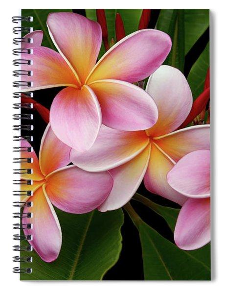 Wailua Sweet Love Texture Spiral Notebook