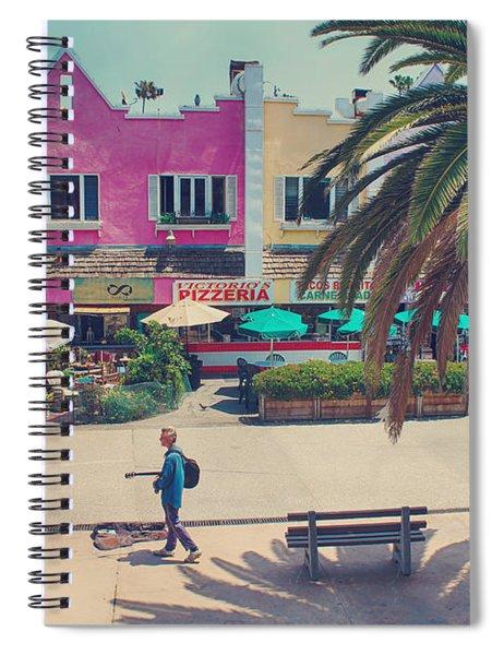 Waitin' For Victorio Spiral Notebook