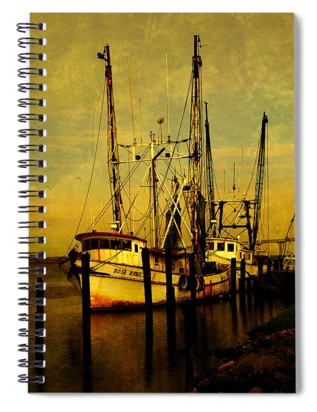 Waiting For Tomorrow Spiral Notebook