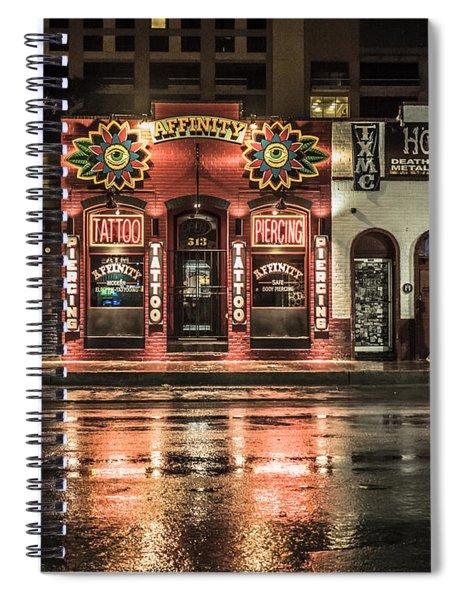 Walk On Spiral Notebook
