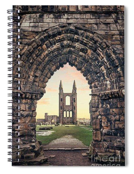 Walk Through Time Spiral Notebook