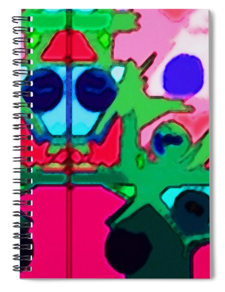Wallpaper #2 Spiral Notebook