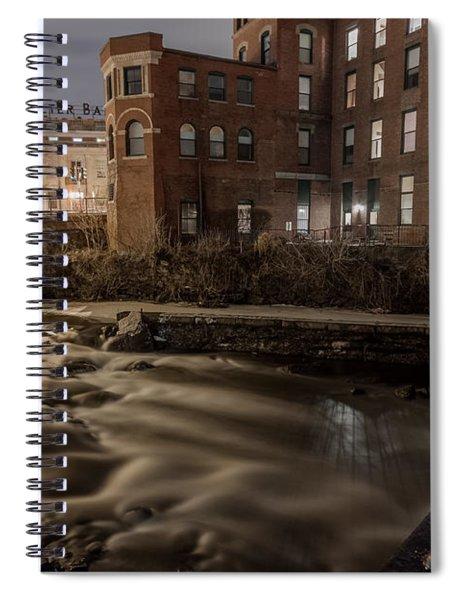 Walter Baker Chocolate Factory Spiral Notebook