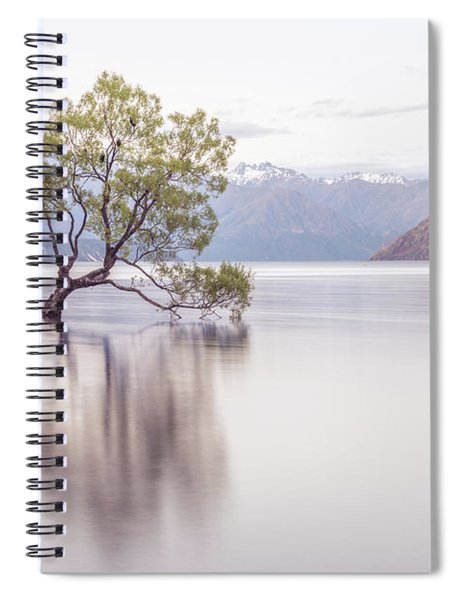 Wanaka Tree Spiral Notebook