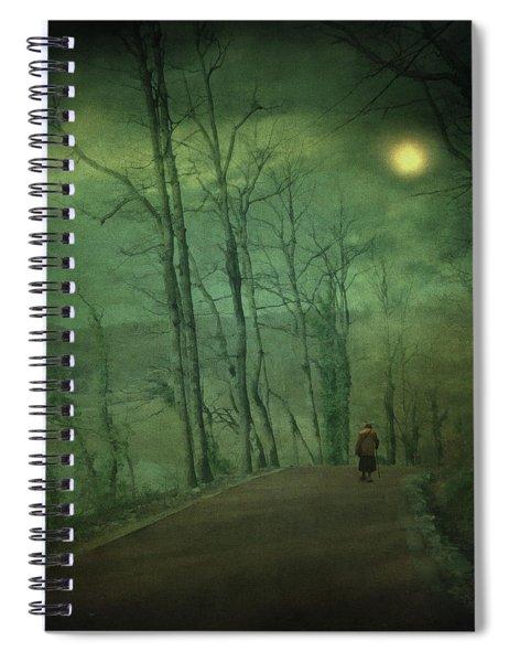 Wanderer Spiral Notebook