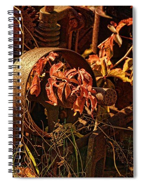 Wanderings Spiral Notebook
