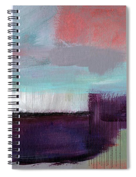 Wanderlust 22- Art By Linda Woods Spiral Notebook