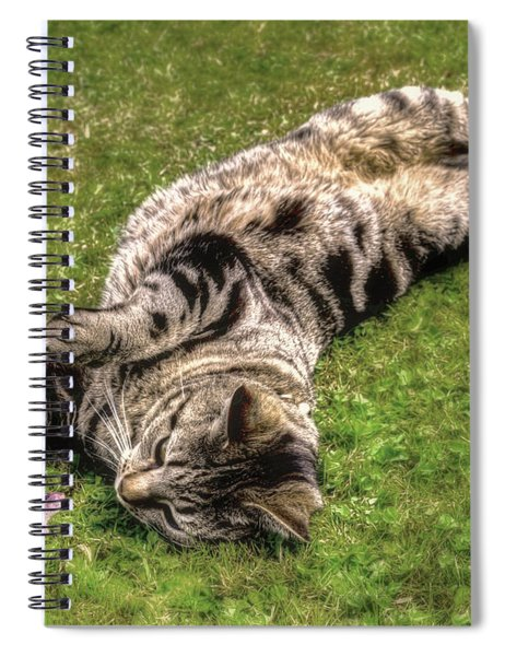Want To Play Spiral Notebook