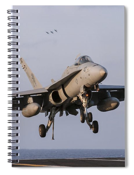 War Party To Land Spiral Notebook