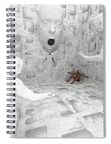 Ward Round Spiral Notebook