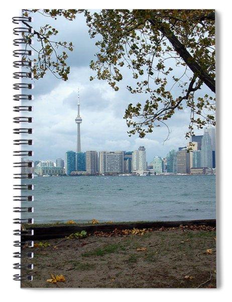 Wards Island Spiral Notebook