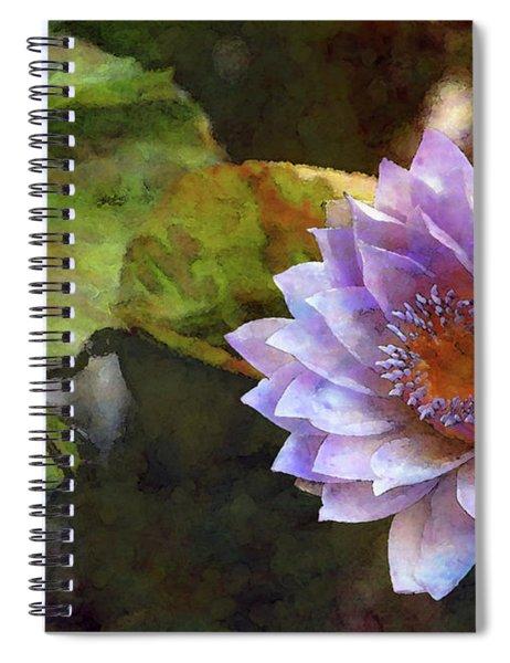Warm Heart 4726 Idp_2 Spiral Notebook