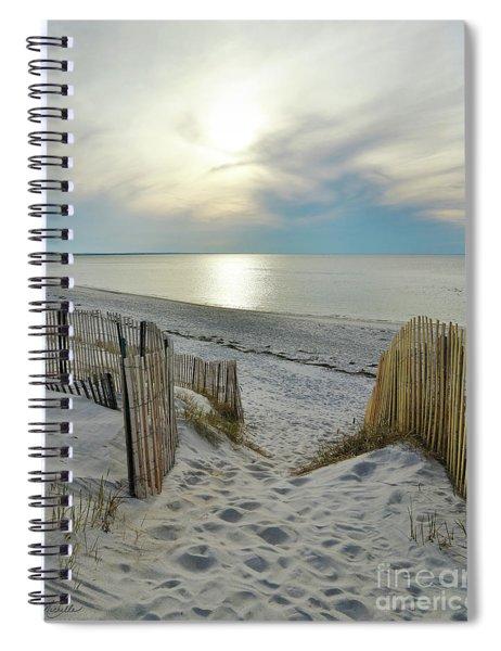 Warm Welcome Spiral Notebook