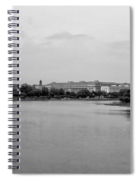 Washington Landmarks Spiral Notebook