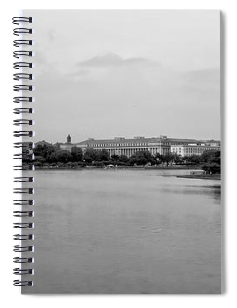Washington Landmarks Spiral Notebook