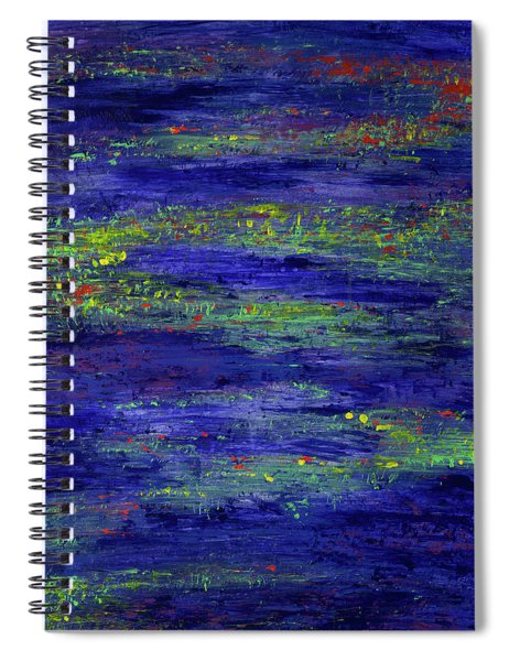 Water Serenity Spiral Notebook