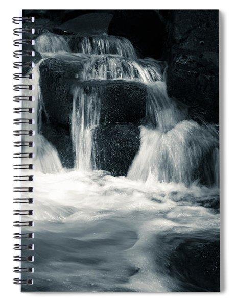 Water Stair Spiral Notebook