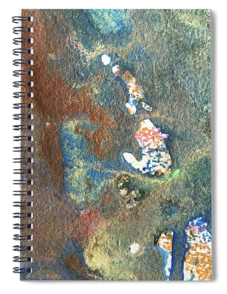 Waterburst Spiral Notebook