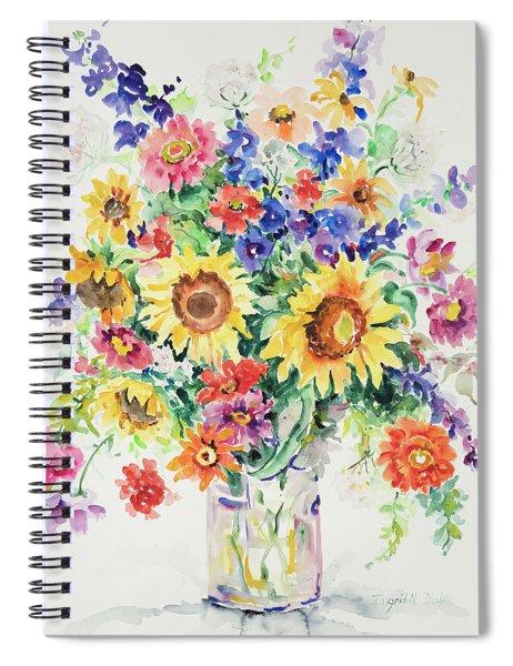 Watercolor Series 110 Spiral Notebook