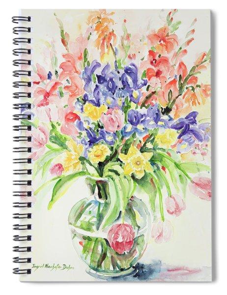 Watercolor Series 114 Spiral Notebook