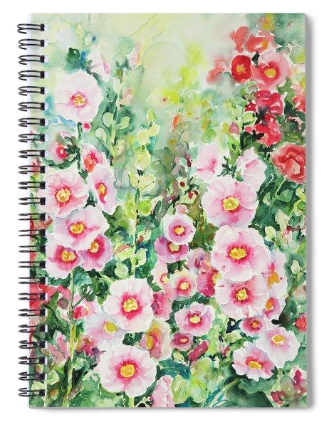 Watercolor Series 118 Spiral Notebook