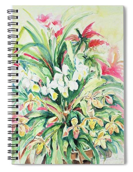 Watercolor Series 119 Spiral Notebook