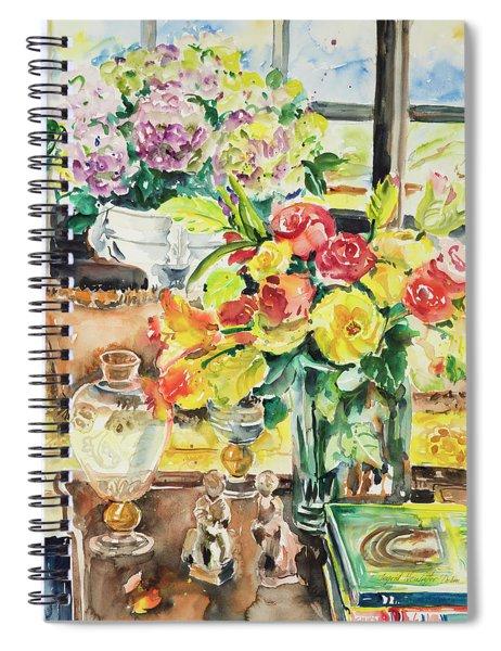Watercolor Series 121 Spiral Notebook