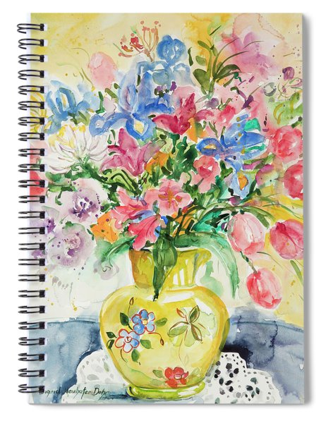 Watercolor Series 122 Spiral Notebook