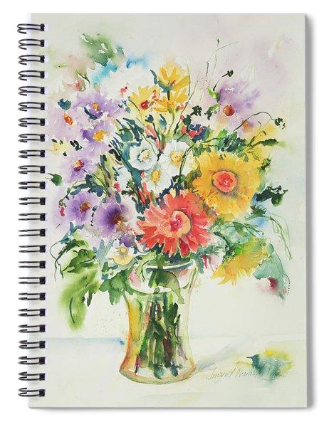 Watercolor Series 130 Spiral Notebook