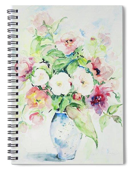 Watercolor Series 133 Spiral Notebook