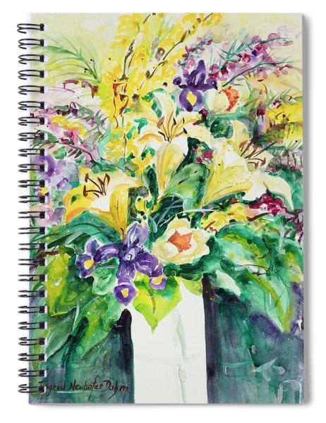 Watercolor Series 136 Spiral Notebook