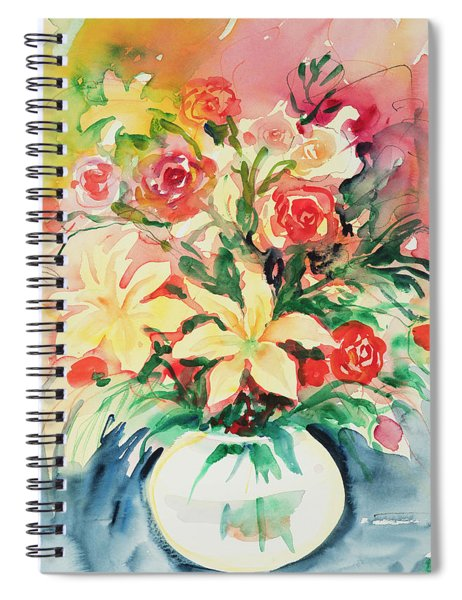 Watercolor Series 137 Spiral Notebook