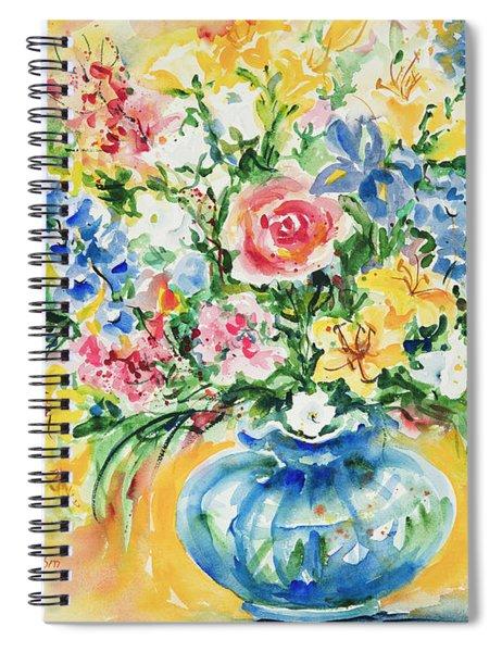 Watercolor Series 150 Spiral Notebook