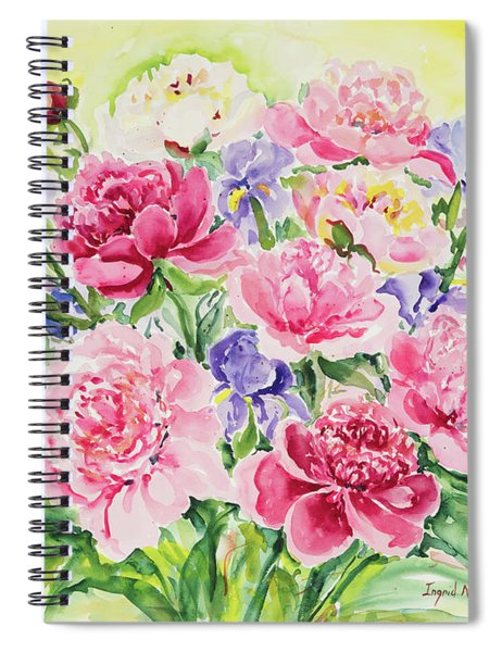 Watercolor Series 153 Spiral Notebook