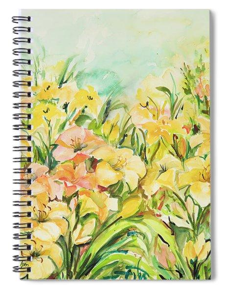 Watercolor Series 155 Spiral Notebook
