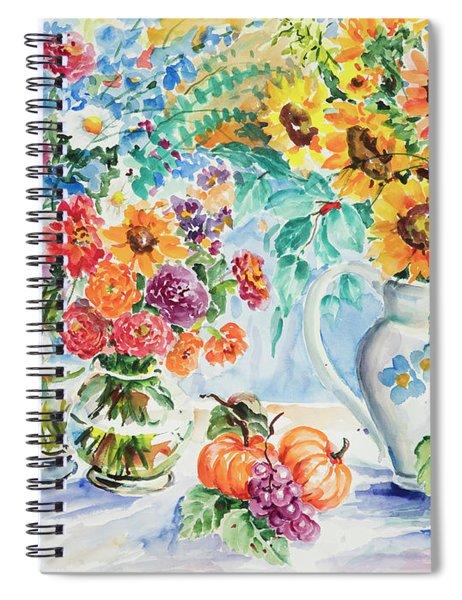 Watercolor Series 157 Spiral Notebook