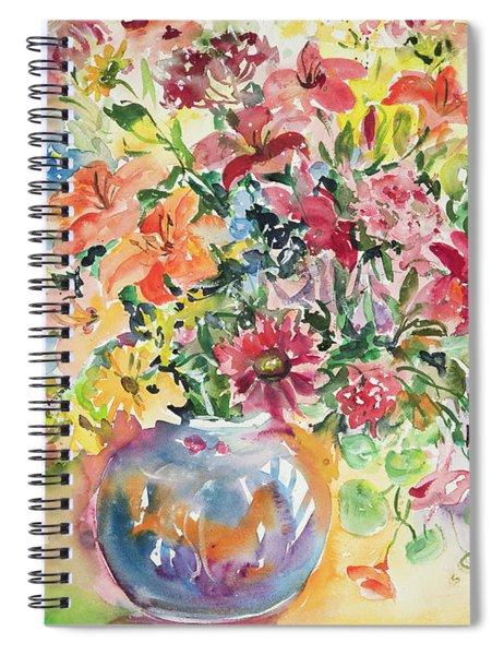 Watercolor Series 160 Spiral Notebook