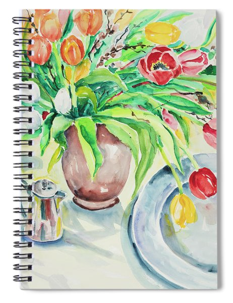 Watercolor Series 168 Spiral Notebook