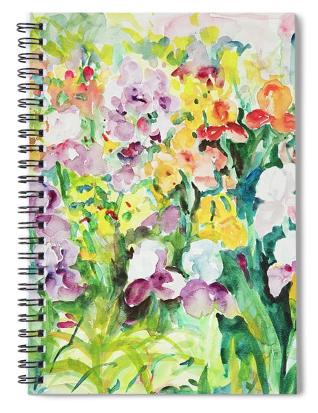 Watercolor Series159 Spiral Notebook