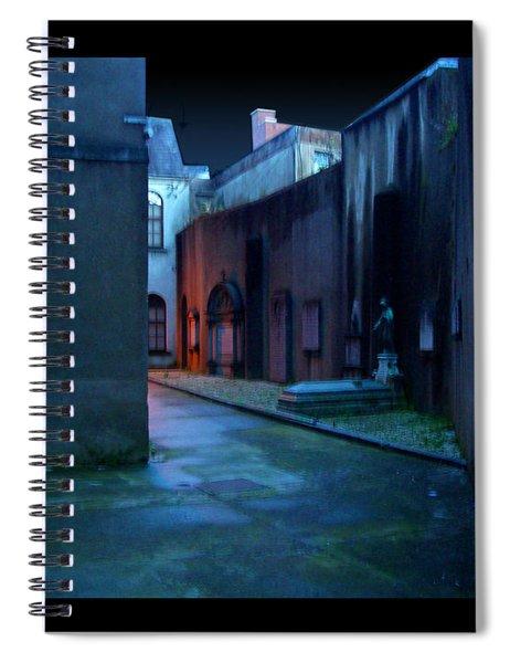 Waterford Alley Spiral Notebook