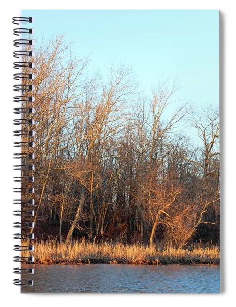 Waters Edge 2 Spiral Notebook