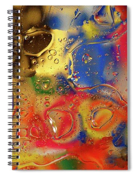Waterscape 21 Spiral Notebook