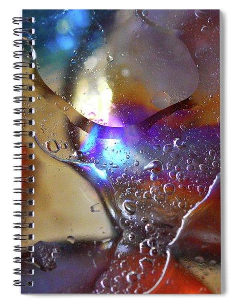 Waterscape 22 Spiral Notebook