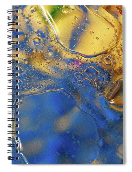 Waterscape 23 Spiral Notebook