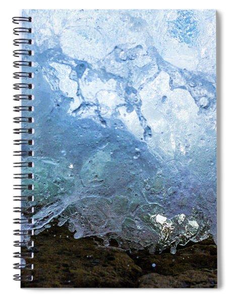 Wave 1 Spiral Notebook