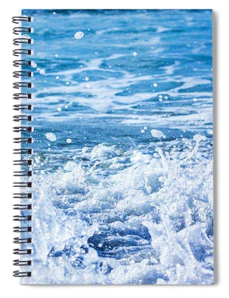 Wave 3 Spiral Notebook