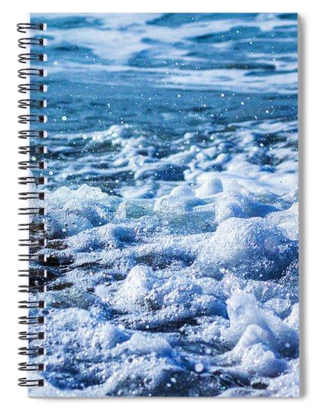 Wave 4 Spiral Notebook