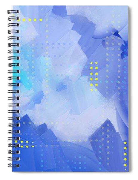 Wave Season Spiral Notebook
